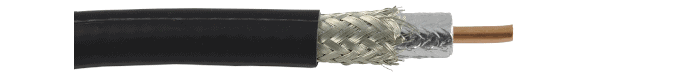 Low loss L600 coaxial cable
